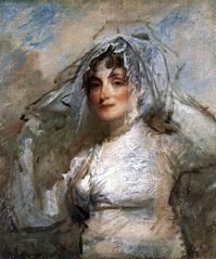 Portrait of Sarah Wentworth Apthorp Morton