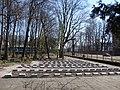 Sarkanās armijas brāļu kapi Torņakalnā, Vienības gatve 76, Rīga (2800 vai 1500 karavīri), Rīga, Latvia - panoramio.jpg