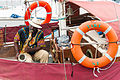 Saxo bateau port Vannes.jpg