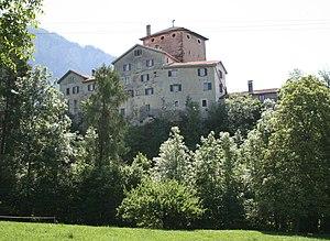 Jörg Jenatsch - Rietberg Castle, home of Pompeius Planta