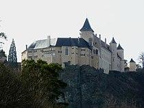 Schloss Rosenburg (Niederösterreich) nach Westen.JPG