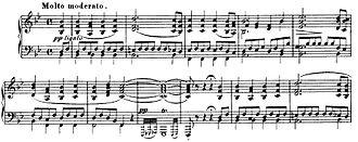 Schubert's last sonatas - Opening of the Sonata in B-flat major