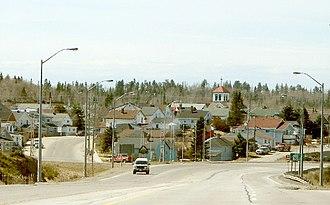 Neighbourhoods in Timmins - Schumacher