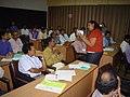 Science Career Ladder Workshop - Indo-US Exchange Programme - Science City - Kolkata 2008-09-17 01431.JPG