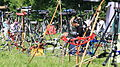 Scopes and Bows at Dunster Archery Competition (3684358052).jpg