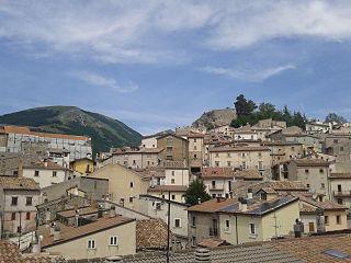 Ovindoli Comune in Abruzzo, Italy