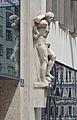 Sculpture by Josef Franz Riedl, Maria-Theresien-Straße 11, Alsergrund (03).jpg