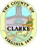 Seal of Clarke County, Virginia
