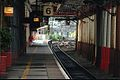 Searching for gold, Crewe station on a quiet early Saturday evening. - panoramio.jpg