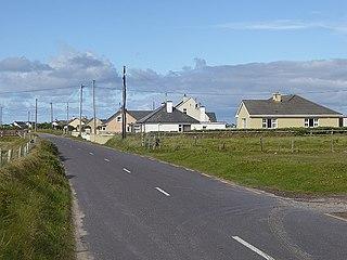 Fahamore Townland in Munster, Ireland