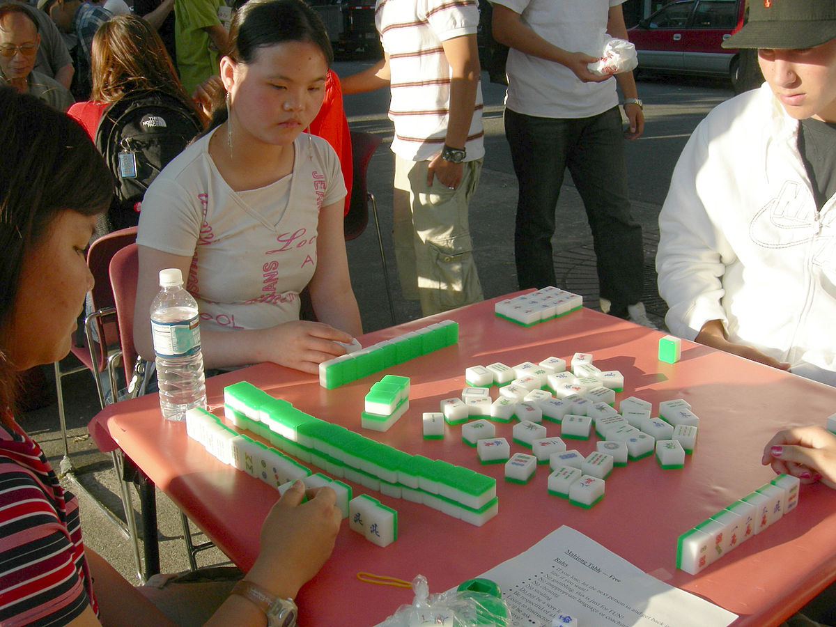 poker mahjong rules