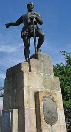 Cali - Sebastián de Belalcázar.