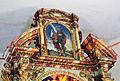 Sebastianskapelle - Altaraufsatzbild des Heiligen Rochus.jpg