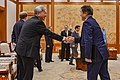Secretary Pompeo Meets With President Moon in Seoul (44435159854).jpg