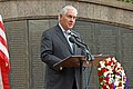 Secretary Tillerson Delivers Remarks at Wreath-Laying Ceremony at the August 7th Memorial Park (40039201794).jpg