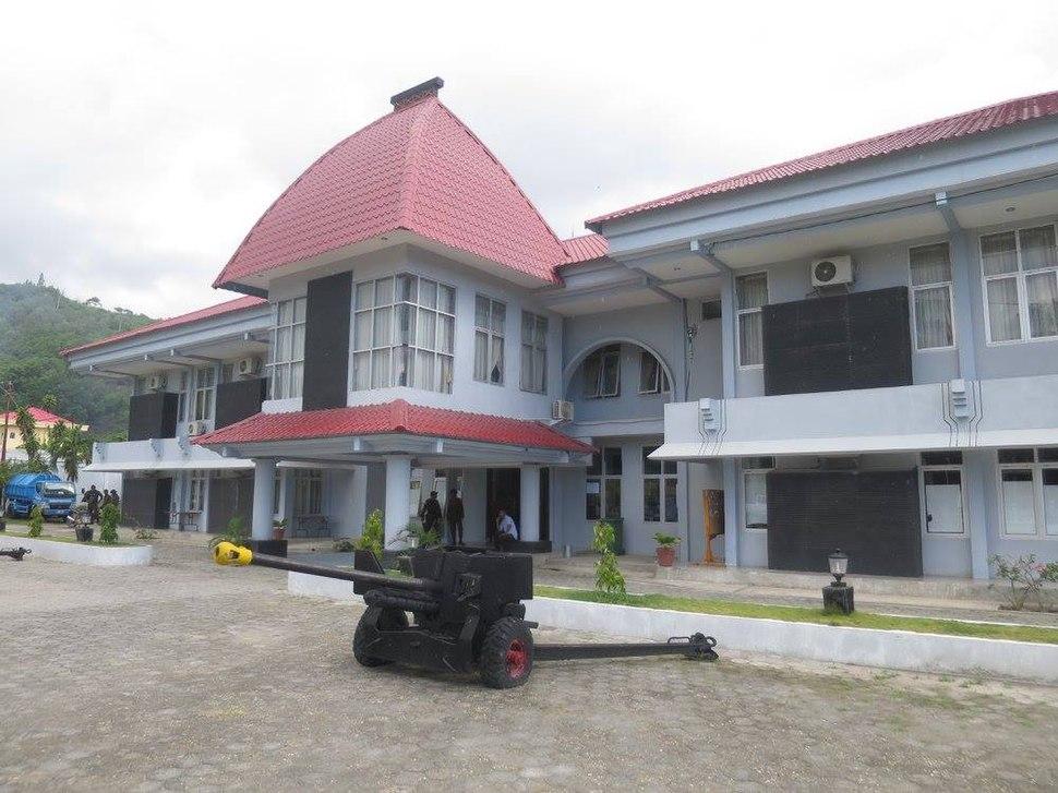 Sede do Municipio de Dili 2016-04-28