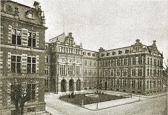 Danzig (region) - Seat of the Government of Danzig