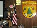 Senator Stabenow speaks to the Michigan United Conservation Club in Frankenmuth (6127310180).jpg
