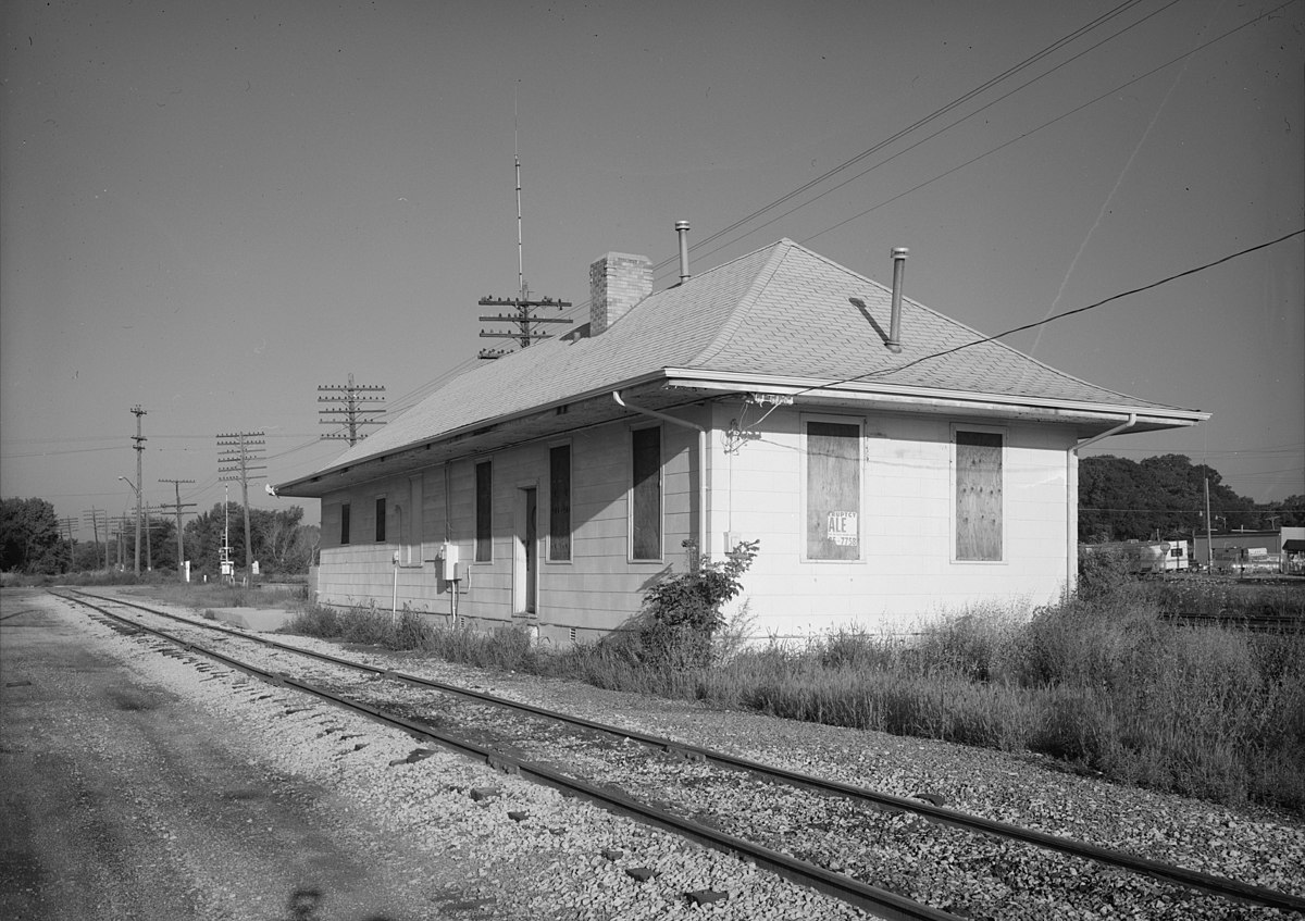 Seneca Station Illinois Wikipedia