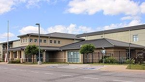 Lakeway, Texas - Image: Serene Hills Elementary School Lake Travis