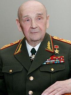 Soviet military commander