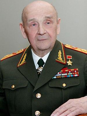 Sergey Sokolov (commander) - Marshal  Sokolov in 2008