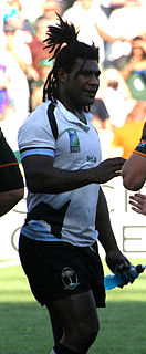 Seru Rabeni Fijian rugby union player
