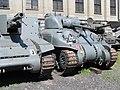 Sexton MK 2 motorized gun, Polish Army Museum, Warsaw.jpg