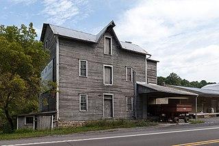 Dublin Township, Huntingdon County, Pennsylvania Township in Pennsylvania, United States