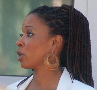 Shanola Hampton American actress