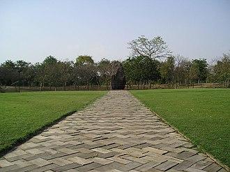 Raj Ghat and associated memorials - Image: Shanti Van