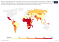 Share of population living in poverty by national poverty lines.png