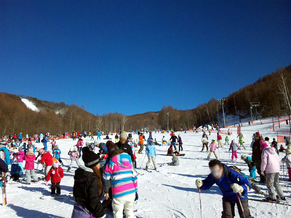 スキー 場 シャトレーゼ