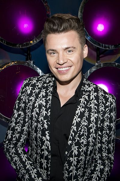 Picture of a band or musician: Shawn Hook
