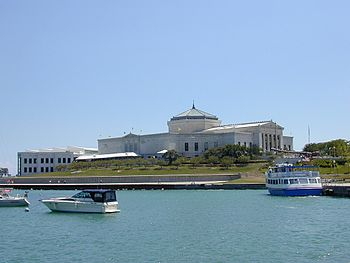 English: Shedd Aquarium, Chicago, Illinois, USA