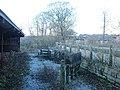 Sheep pens, derelict urban farm, Heywood - geograph.org.uk - 87948.jpg
