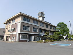 Shirosato town hall