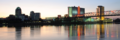 Shreveport Downtown panorama 2009.png