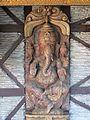 Shri Ganesha on the wall - panoramio.jpg