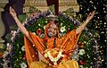 Shri Raghveshwara Bharathi Swamiji during a ramakatha in Jan 2013.jpg