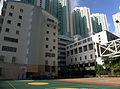 Shun Tak Fraternal Association Yung Yau College southeast.jpg
