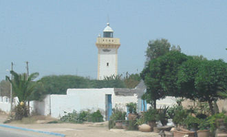 Essaouira - Resting place of Sidi Mogdoul in Essaouira.