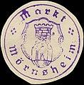 Siegelmarke Markt Mörnsheim.jpg