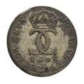 Silvermynt femöring, 1693 - Skoklosters slott - 108666.tif