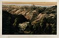 Simla and surrounding mountains in the Himalayas, Himachal P Wellcome V0050525.jpg
