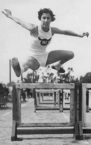 Simone Schaller - Schaller in 1932