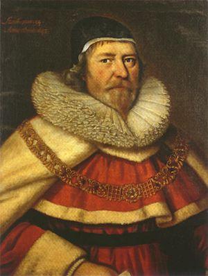 John Bankes - Sir John Bankes, portrait by Gilbert Jackson.