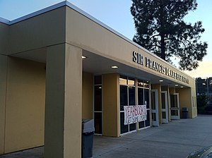Sir Francis Drake High School - Image: Sir Francis Drake High School
