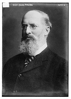 George Touche British politician