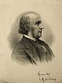 Sir Henry Wentworth Acland. Lithograph. Wellcome V0000035.jpg